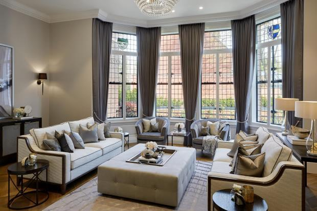4 Bedrooms Flat for sale in Otto Schiff House, 12 Nutley Terrace, London, NW3