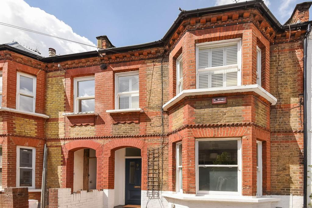 5 Bedrooms Terraced House for sale in Ingelow Road, Battersea