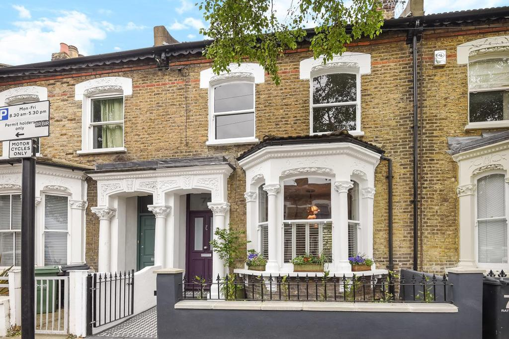 3 Bedrooms Terraced House for sale in Rattray Road, Brixton, SW2