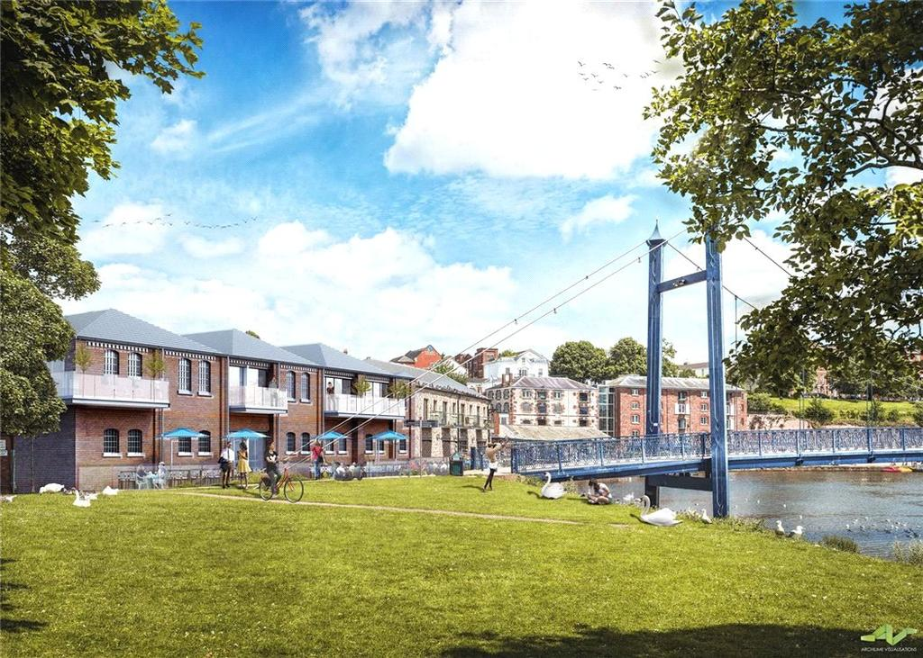 2 Bedrooms Maisonette Flat for sale in Kennaway Apartments, Exeter Quay, Exeter, Devon, EX2
