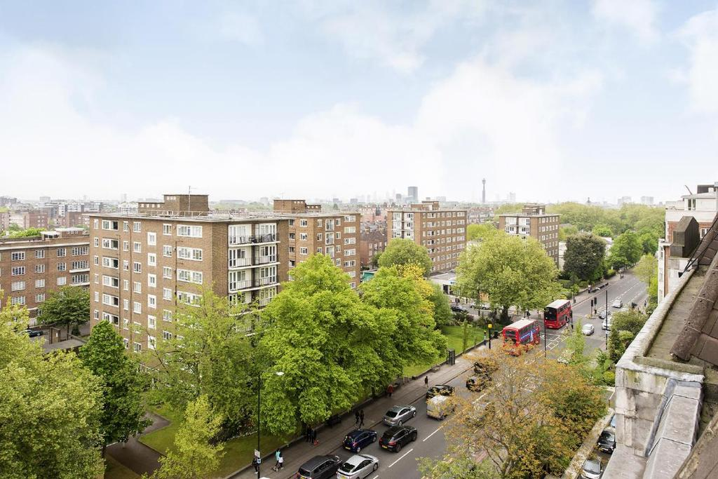3 Bedrooms Penthouse Flat for sale in Wellington Road, St Johns Wood, NW8