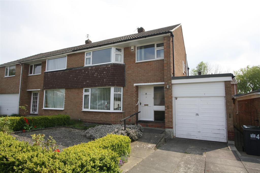 3 Bedrooms Semi Detached House for sale in Chester Grove, Darlington