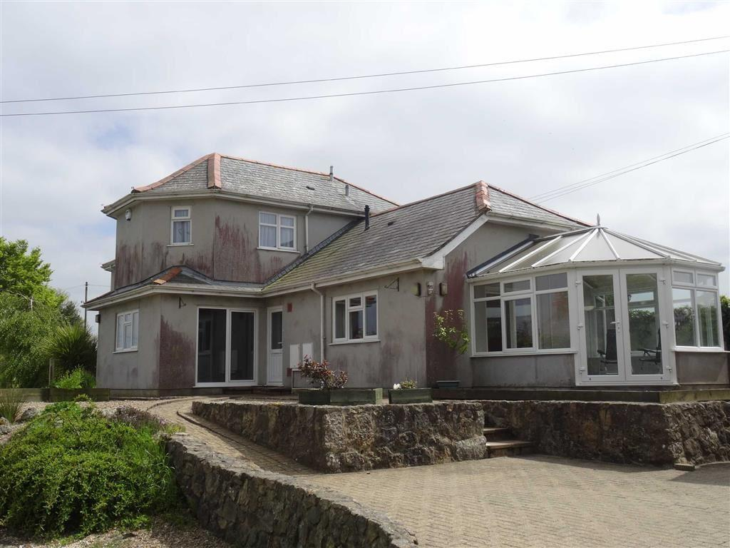 4 Bedrooms Detached House for sale in Turnpike Road, Whiddon Down, Okehampton, Devon, EX20