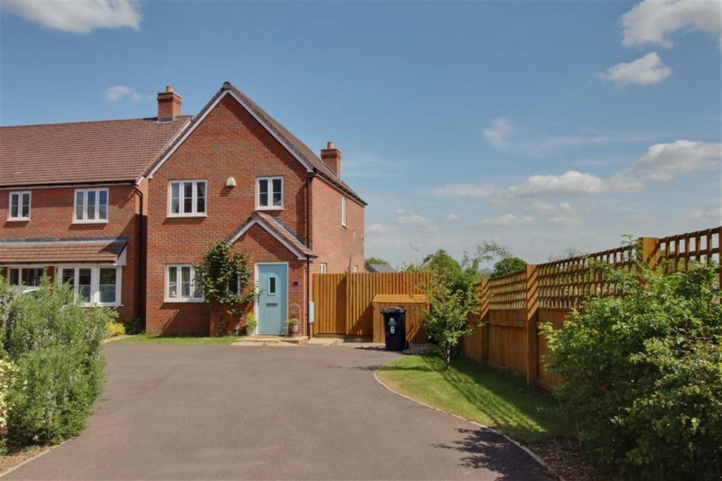 3 Bedrooms Detached House for sale in Whitegates, Newent, Gloucestershire