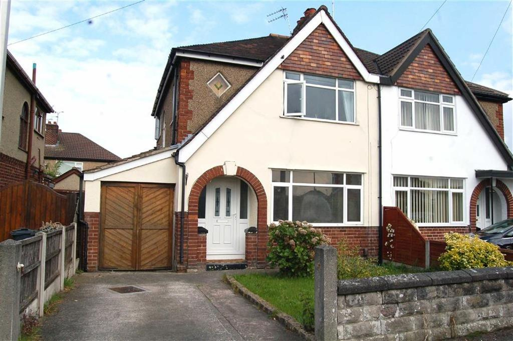 3 Bedrooms Semi Detached House for sale in Beech Grove, Whitby, Ellesmere Port