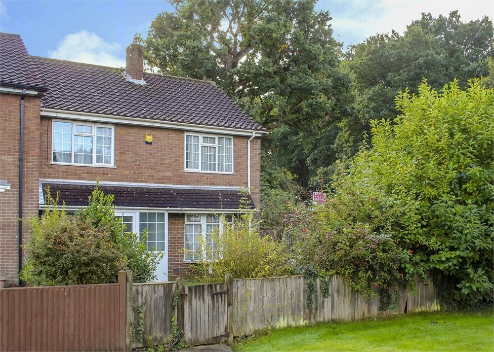 3 Bedrooms End Of Terrace House for sale in Old Bracknell Close, Bracknell, Berkshire