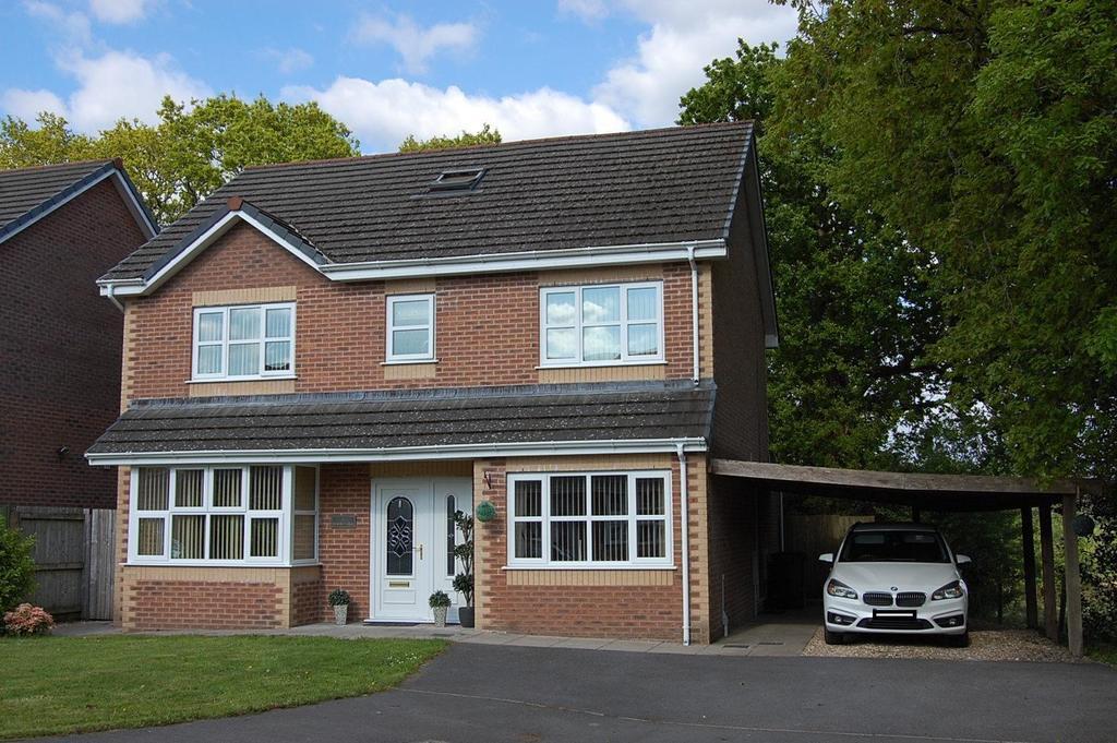 6 Bedrooms House for sale in Ffordd Y Deri, Tycroes, Ammanford