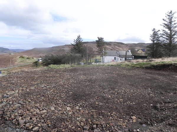 Plot Commercial for sale in 1 Half of 2 Glengrasco, Portree, Isle of Skye, IV51 9LN