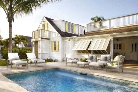 6 bedroom apartment  - Allamanda Villa, Harbour Island, Eleuthera