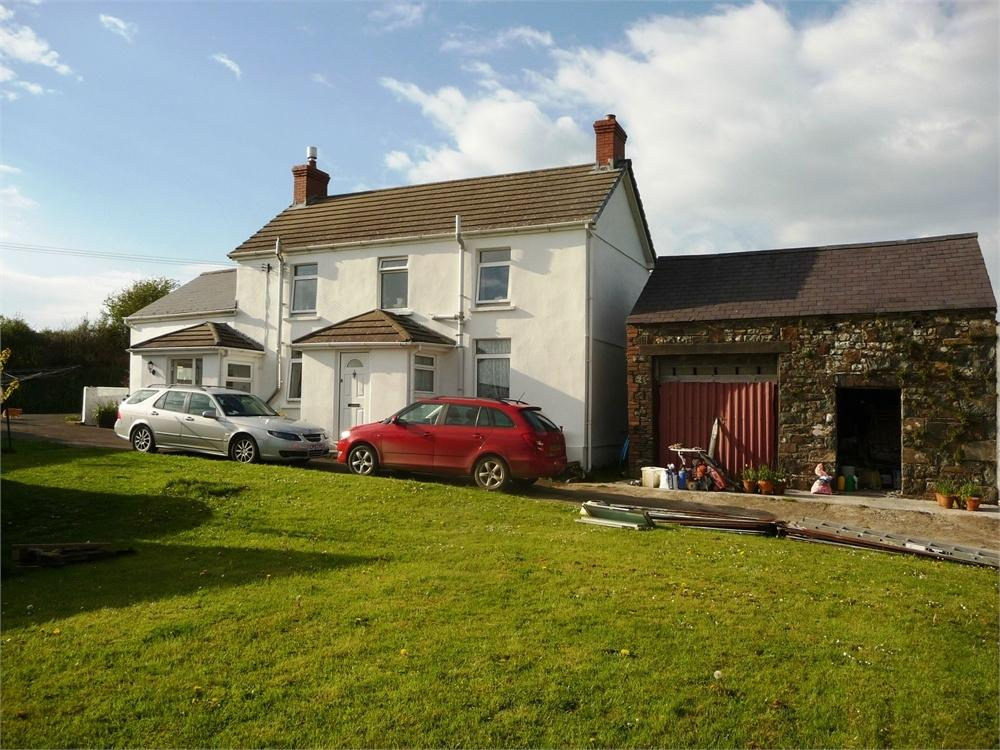3 Bedrooms Detached House for sale in Patchin Glas, Maenclochog, Clynderwen, Pembrokeshire