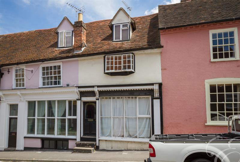 2 Bedrooms Terraced House for sale in South Street, Manningtree