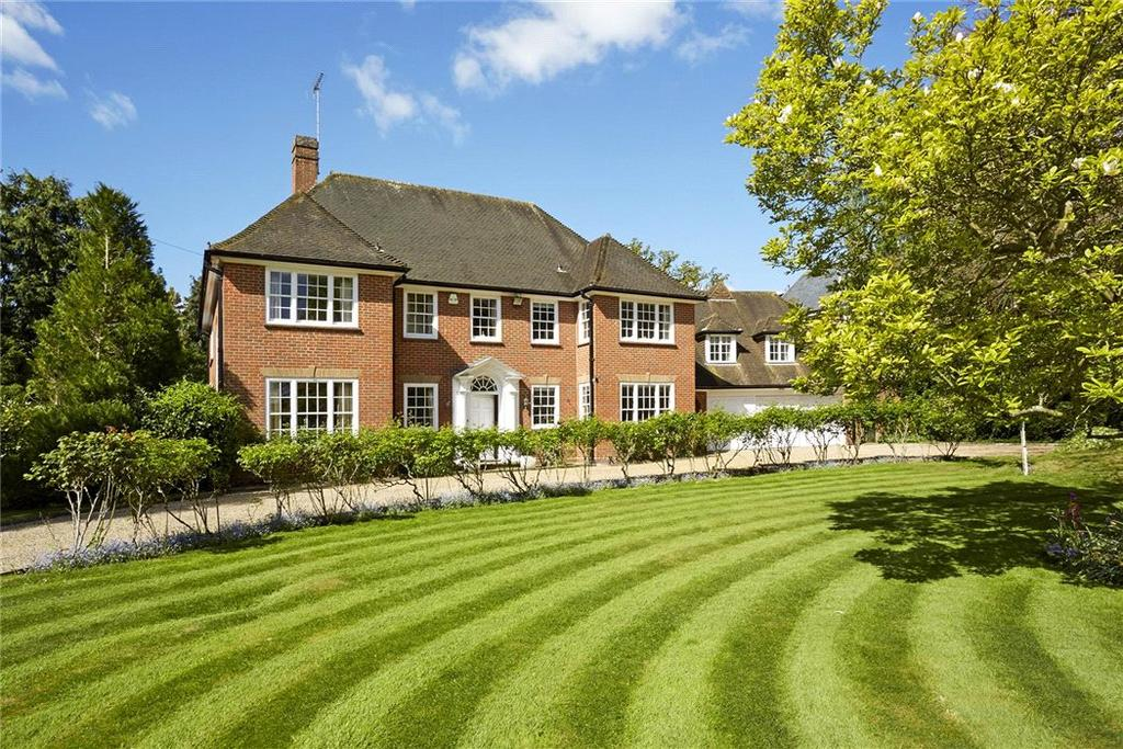 6 Bedrooms Detached House for sale in Esher Park Avenue, Esher, Surrey, KT10