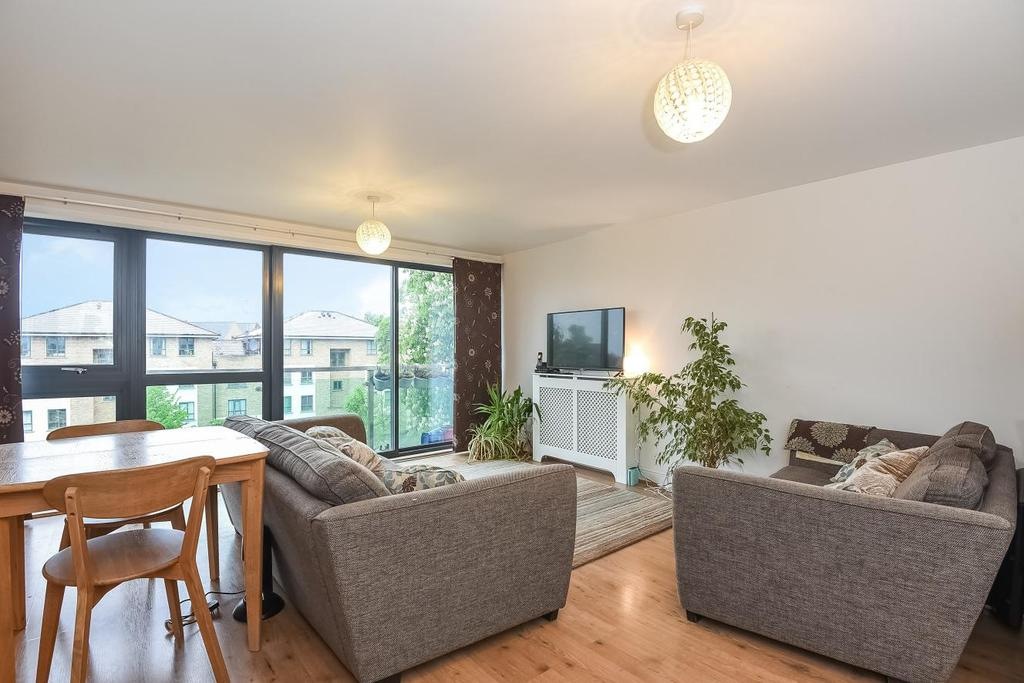 2 Bedrooms Flat for sale in Green Lanes, Finsbury Park, N4