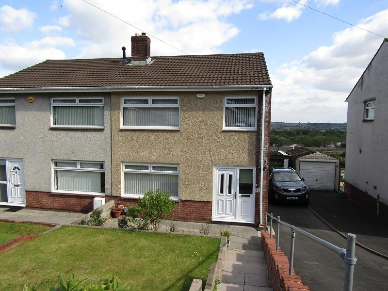 3 Bedrooms Semi Detached House for sale in Christopher Road, Ynysforgan, Swansea.