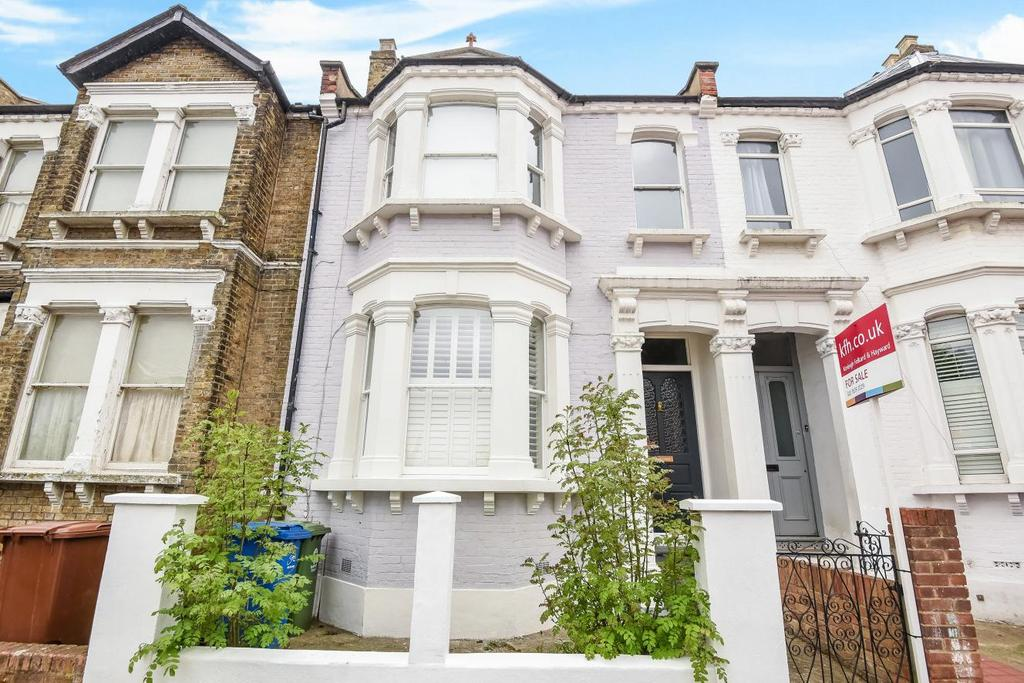 3 Bedrooms Terraced House for sale in Athenlay Road, Upper Nunhead, SE15