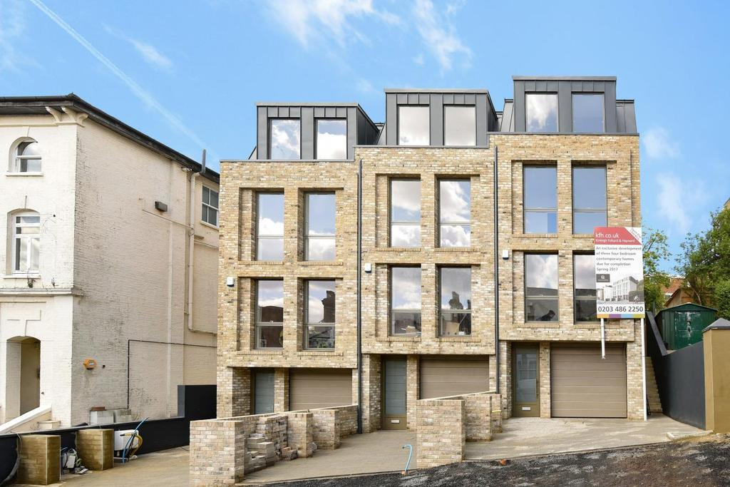 4 Bedrooms End Of Terrace House for sale in Cintra Mews, Cintra Park, Crystal Palace