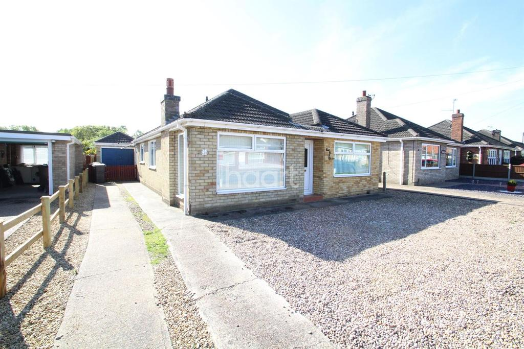 3 Bedrooms Bungalow for sale in Wiseholme Road, Skellingthorpe