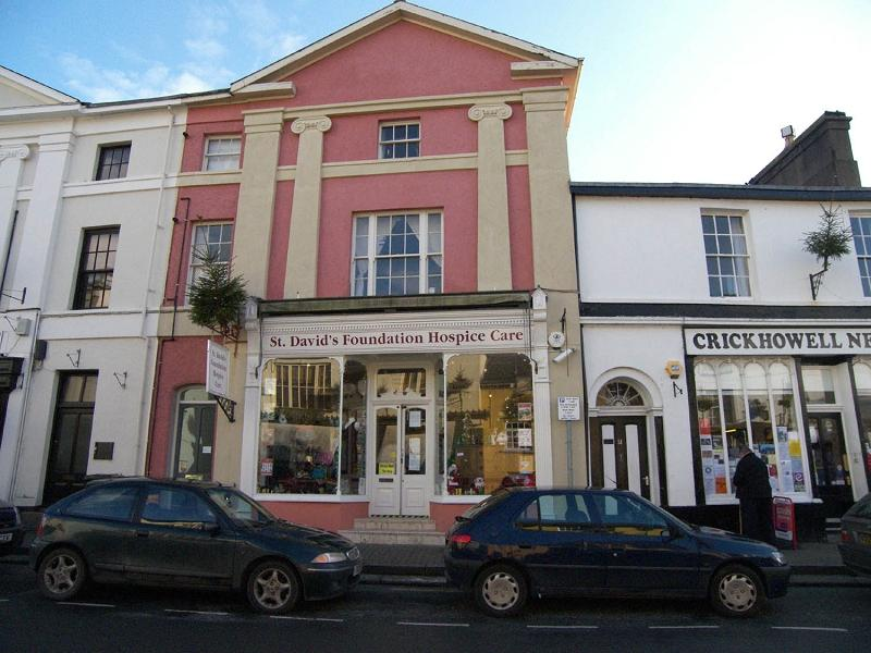 1 Bedroom Flat for sale in 52 High Street, Crickhowell, Powys.