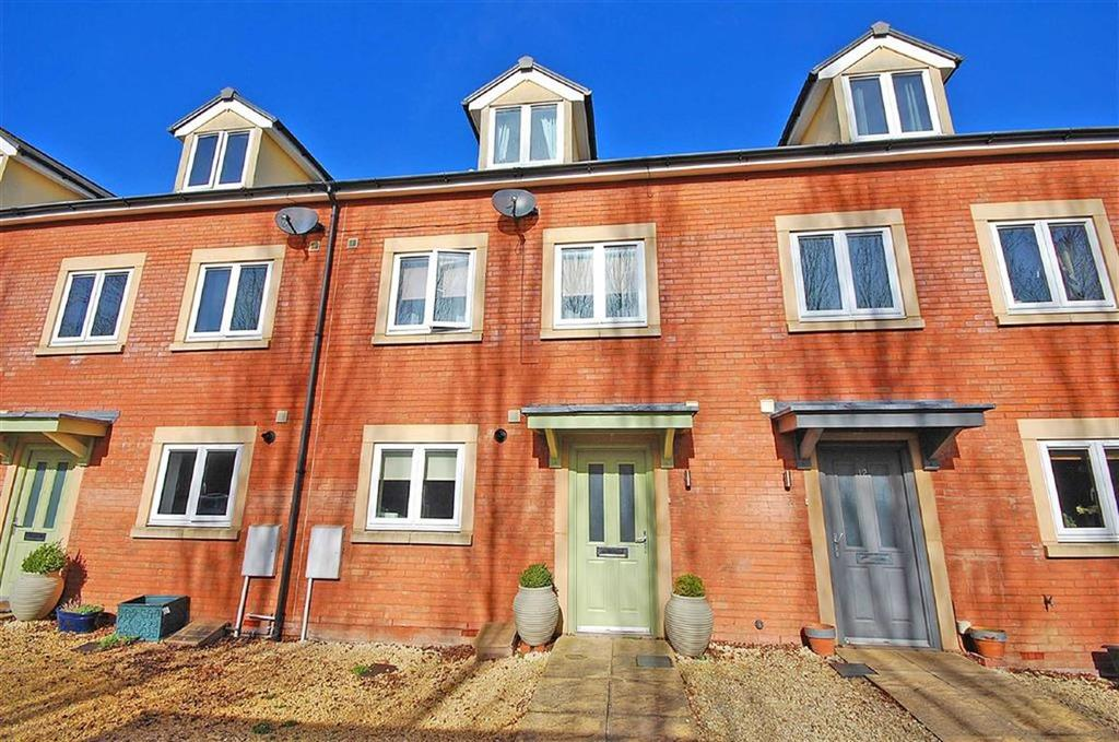 4 Bedrooms Terraced House for sale in Cirencester Road, Charlton Kings, Cheltenham, GL53