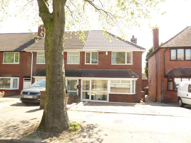 3 Bedrooms End Of Terrace House for sale in Chantrey Crescent,Great Barr,Birmingham