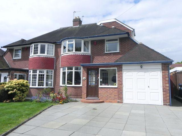 4 Bedrooms Semi Detached House for sale in Walmley Road,Walmley,Sutton Coldfield