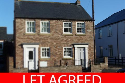 2 bedroom semi-detached house to rent - 9b Chapmangate, Pocklington