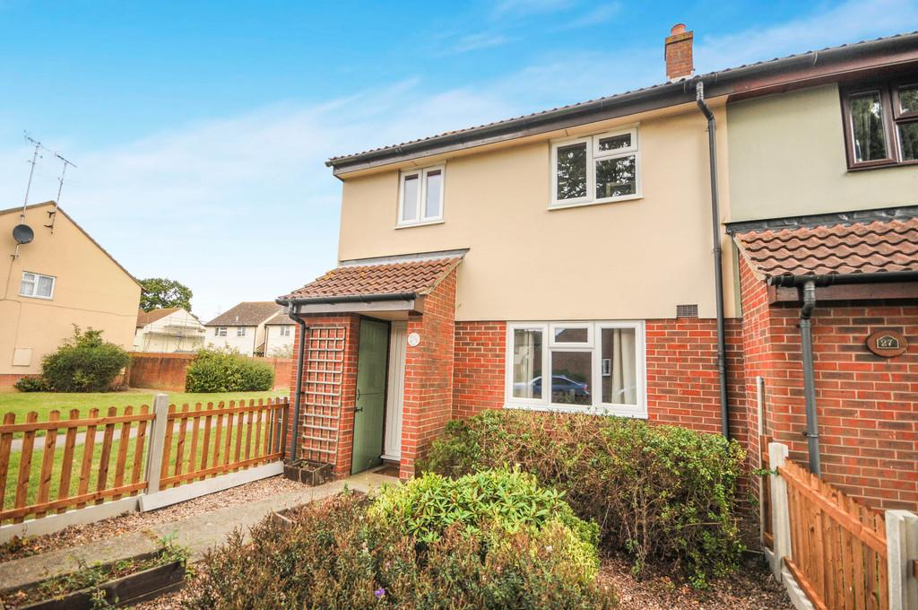 3 Bedrooms End Of Terrace House for sale in Plains Field, Braintree, CM7