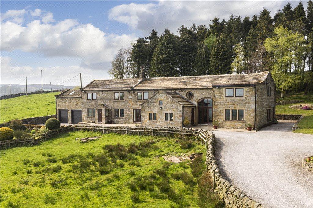 6 Bedrooms Unique Property for sale in Redwell Farm, Foldshaw Lane, Dacre, Harrogate