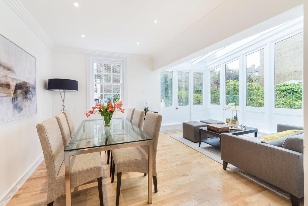 2 Bedrooms Flat for sale in Kings Road, SW3
