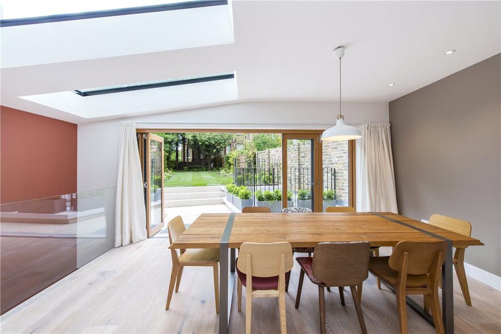 4 Bedrooms Maisonette Flat for sale in Elgin Avenue, London, W9