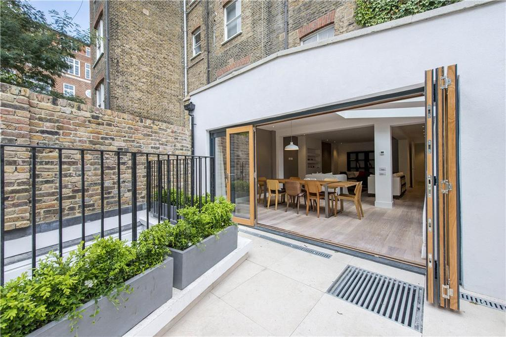 4 Bedrooms Maisonette Flat for sale in Elgin Avenue, London, W9