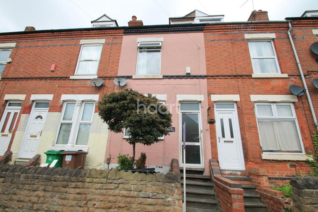 3 Bedrooms Terraced House for sale in St Pauls Avenue , Hyson Green