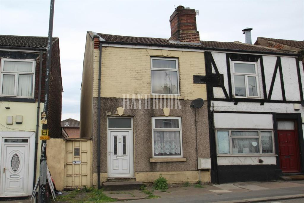 2 Bedrooms Semi Detached House for sale in Rawmarsh Hill, Parkgate