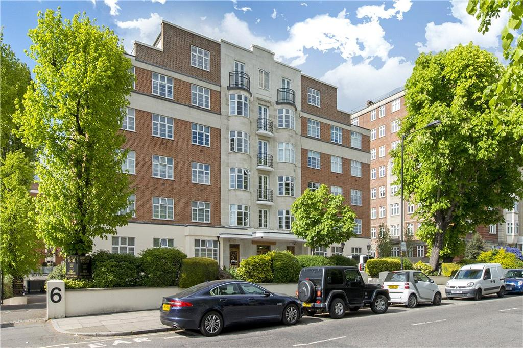 3 Bedrooms Flat for sale in William Court, 6 Hall Road, London, NW8