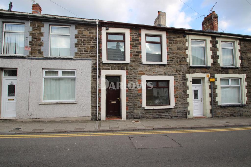 3 Bedrooms Terraced House for sale in Glancynon Terrace, Abercynon