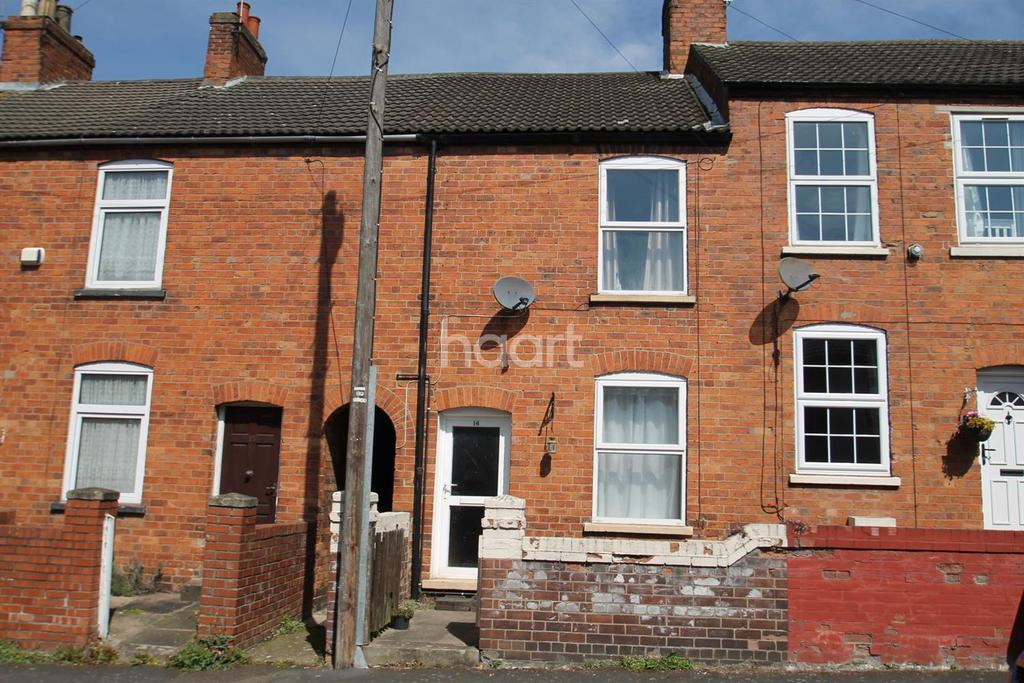 3 Bedrooms Terraced House for sale in Stuart Street, Grantham