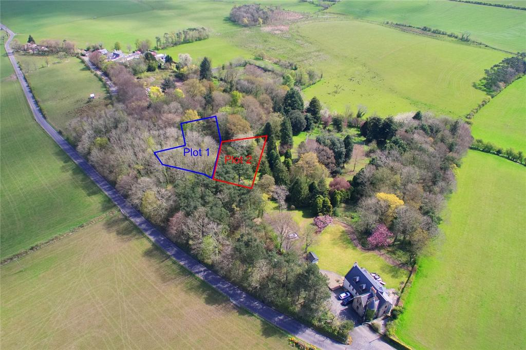 Land Commercial for sale in Plot 1, West Lodge, Corraith, Symington, Ayrshire