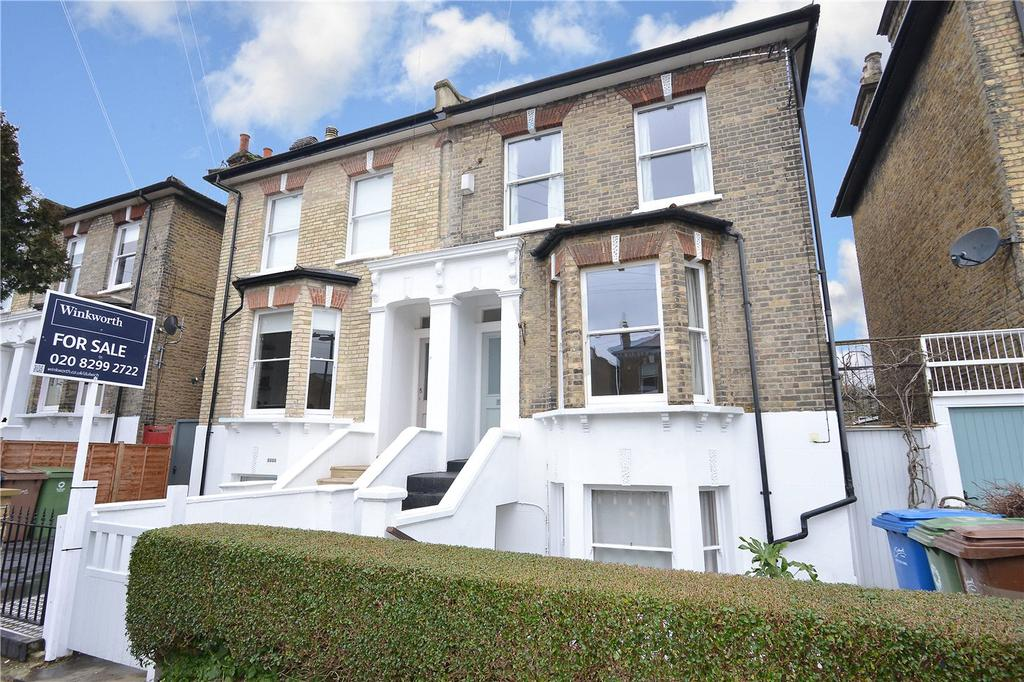 5 Bedrooms Semi Detached House for sale in Crystal Palace Road, East Dulwich, London, SE22