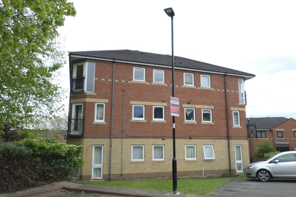 2 Bedrooms Apartment Flat for sale in Broom Green, Sheffield, S3 7XF