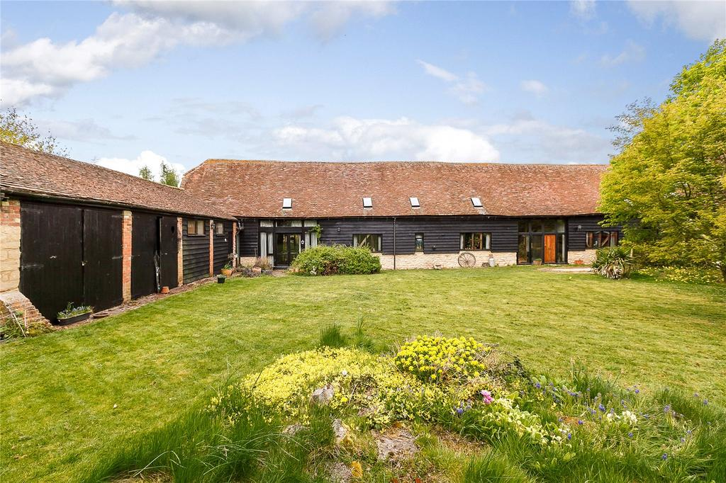 5 Bedrooms Barn Conversion Character Property for sale in Holton, Oxford, Oxfordshire