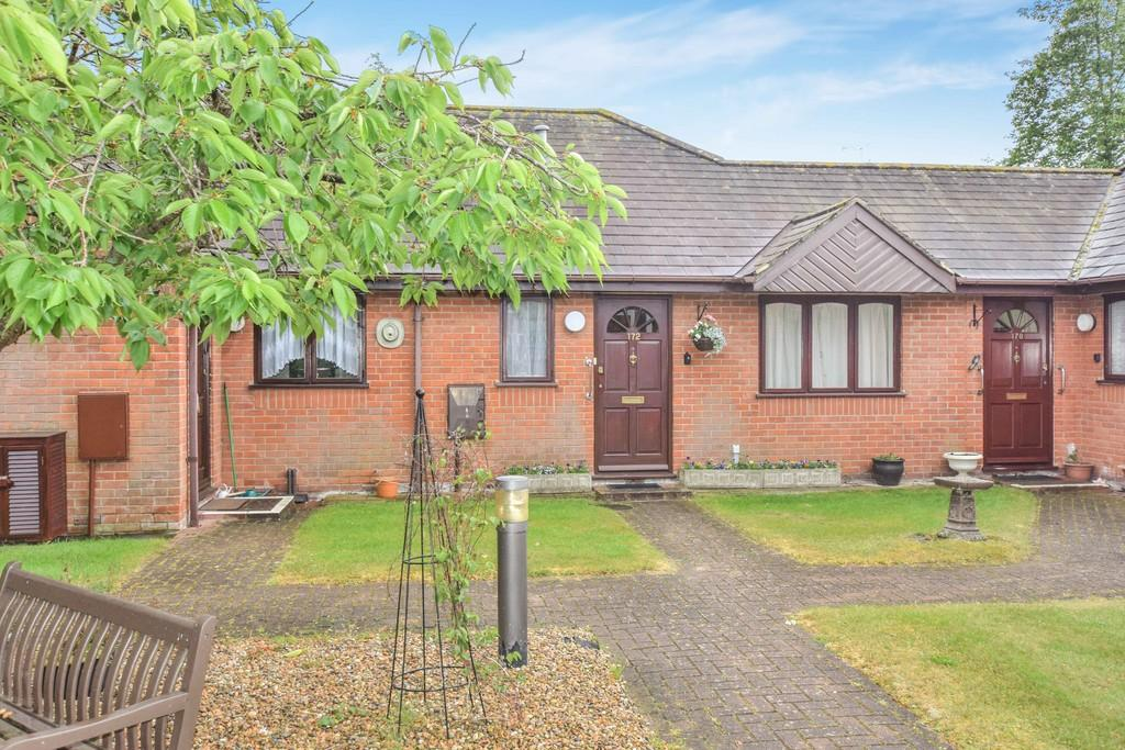 1 Bedroom Terraced Bungalow for sale in Victoria Gardens, Highwoods, Colchester
