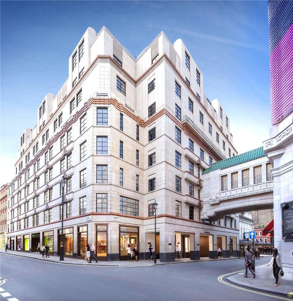 1 Bedroom Apartment Flat for sale in Sherwood Street, London, W1F