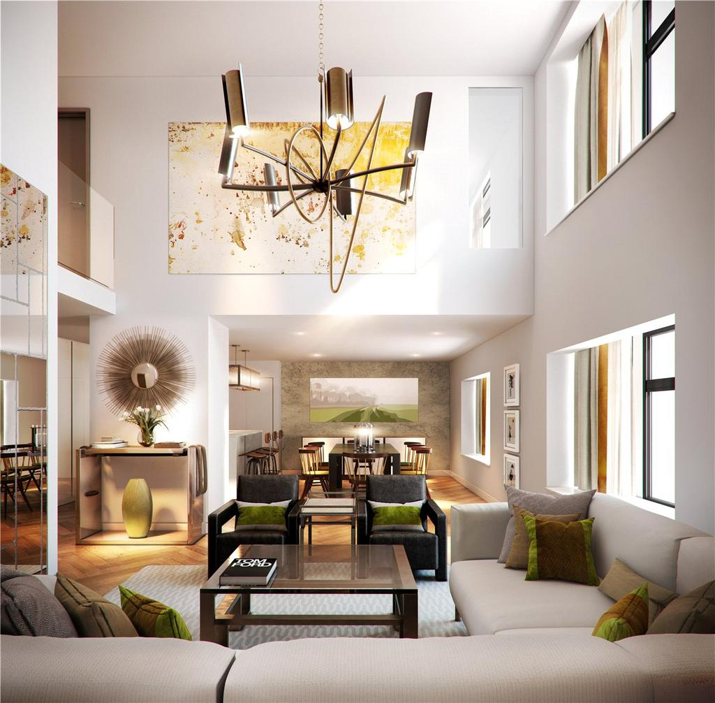 2 Bedrooms Apartment Flat for sale in Sherwood Street, London, W1F