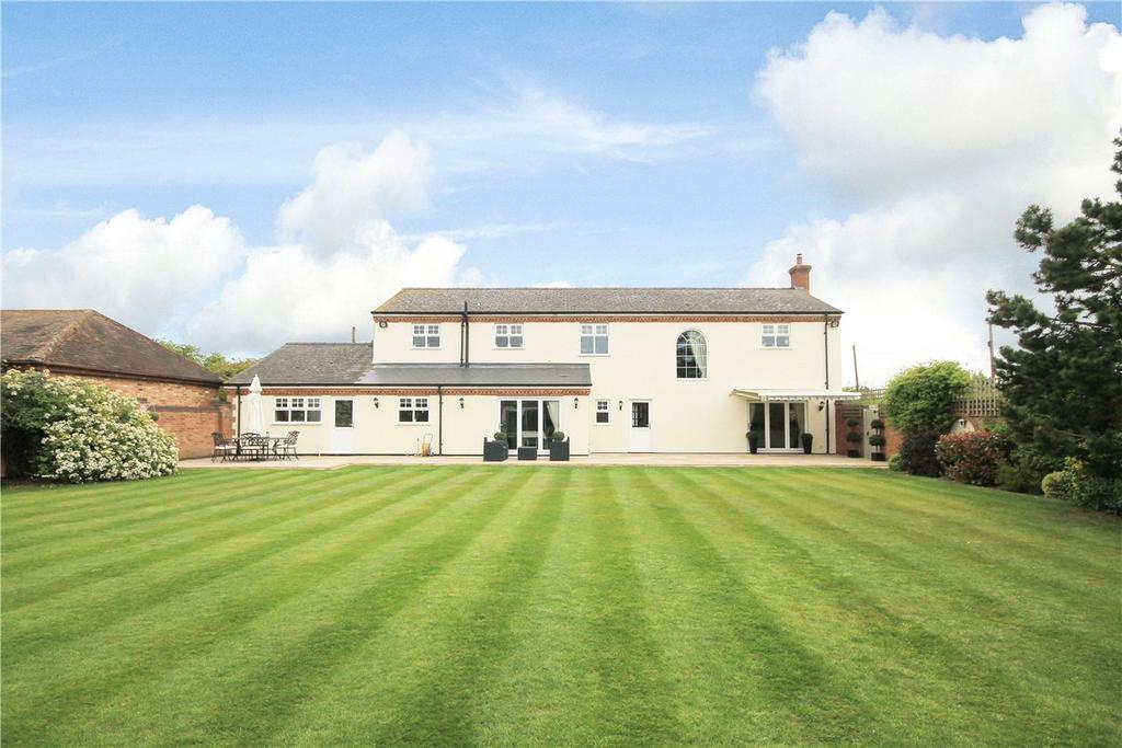 5 Bedrooms Detached House for sale in Station Road, Longstanton, Cambridge, CB24