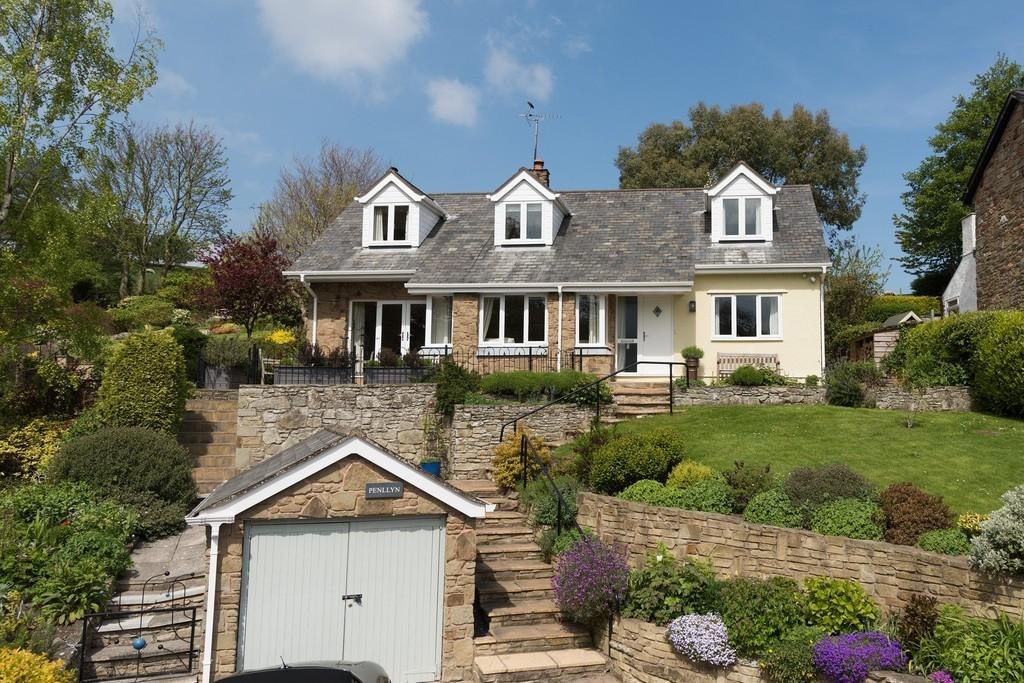 4 Bedrooms Detached House for sale in Pen Llyn, Llanasa