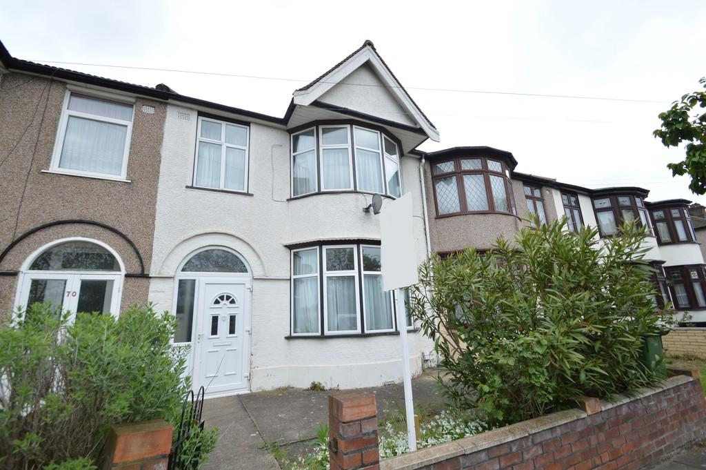 3 Bedrooms Terraced House for sale in Hurstbourne Gardens, Barking