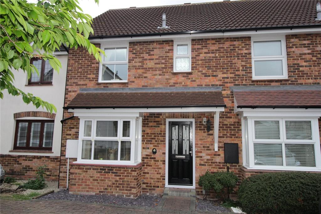 3 Bedrooms Terraced House for sale in Russetts, Langdon Hills, Essex, SS16