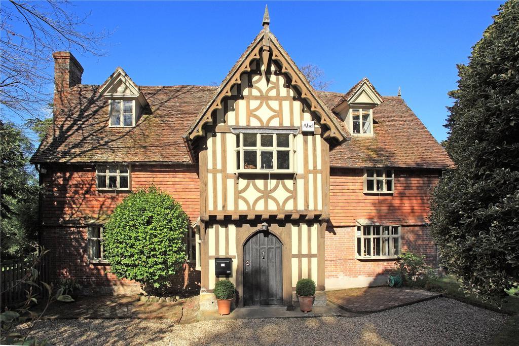 6 Bedrooms Detached House for sale in Penshurst Road, Penshurst, Tonbridge, Kent, TN11