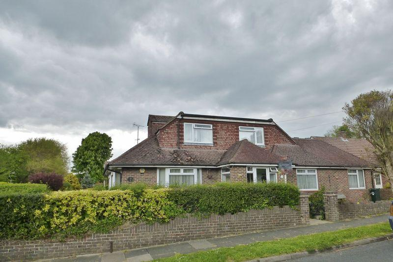 4 Bedrooms Detached House for sale in Grangeways, Patcham, Brighton, East Sussex,