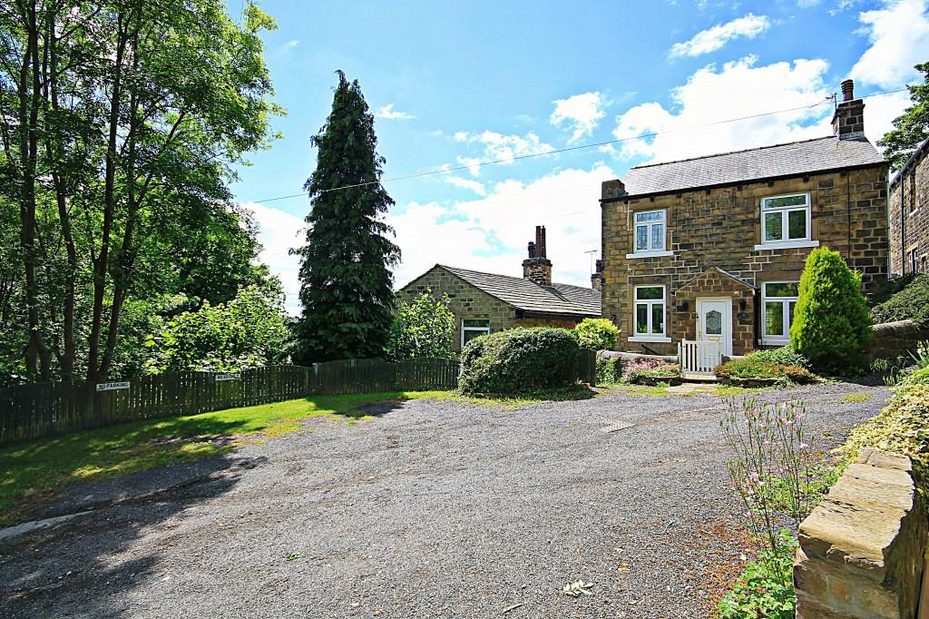 3 Bedrooms Detached House for sale in Rydal Cottage Delph Hill, Baildon